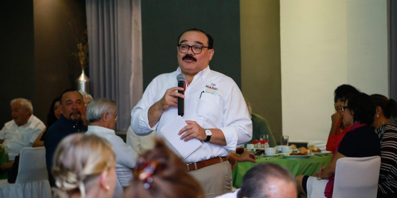 Ramírez Marín fomentará la lectura a través  de estímulos fiscales