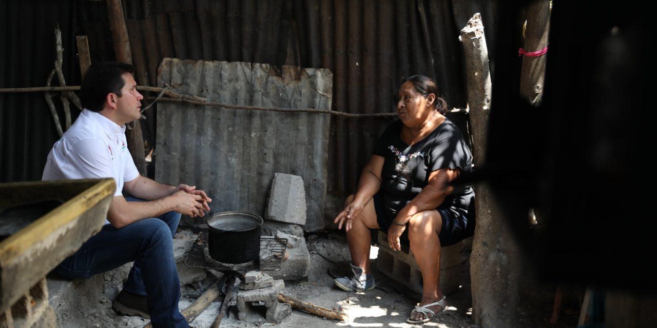 Compromete Sahuí segunda acción de vivienda