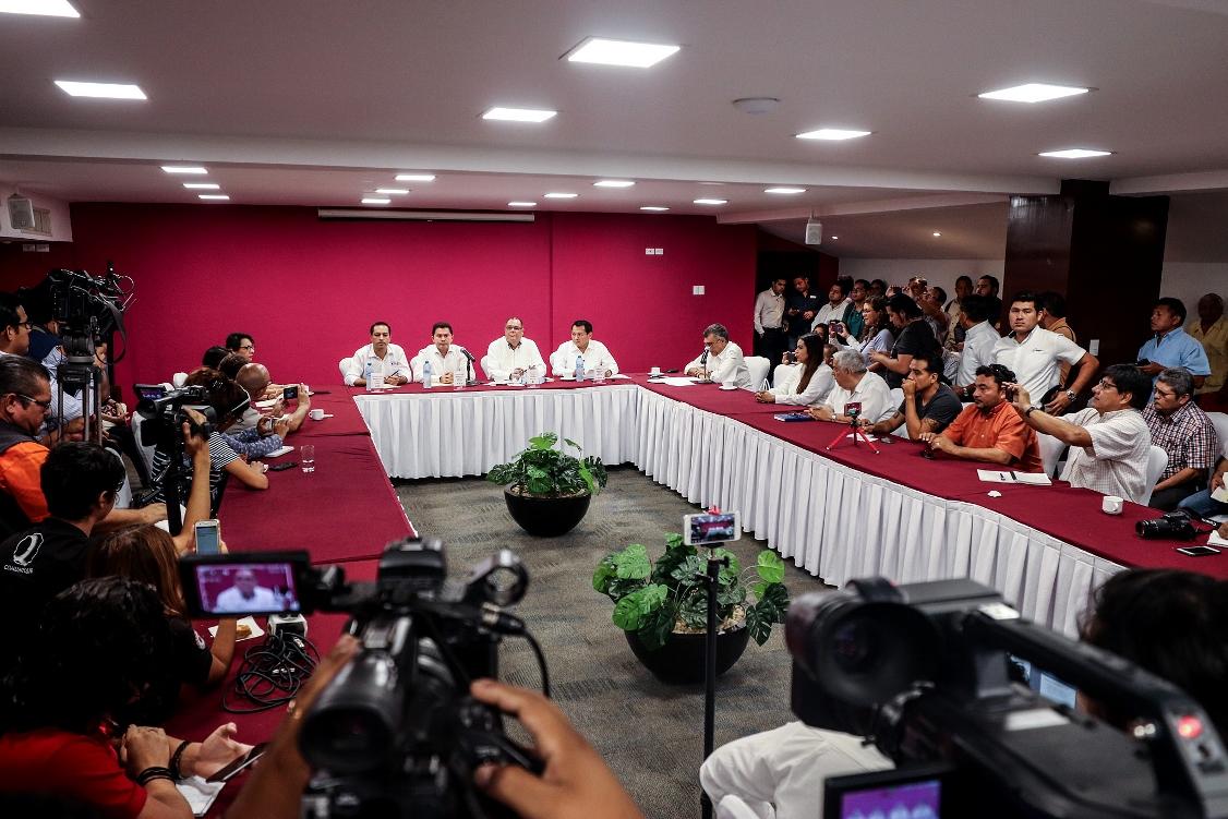 Dos candidatos a gobernador responden al reto #QueLoHaganMejor