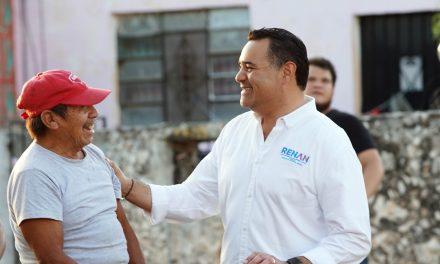 Vamos a mejorar la vida de los meridanos con gran pulmón de Mérida: Renán Barrera