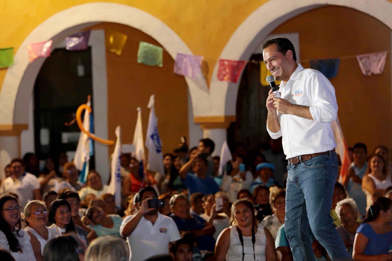 Vila Dosal presenta su decálogo de transparencia y rendición de cuentas