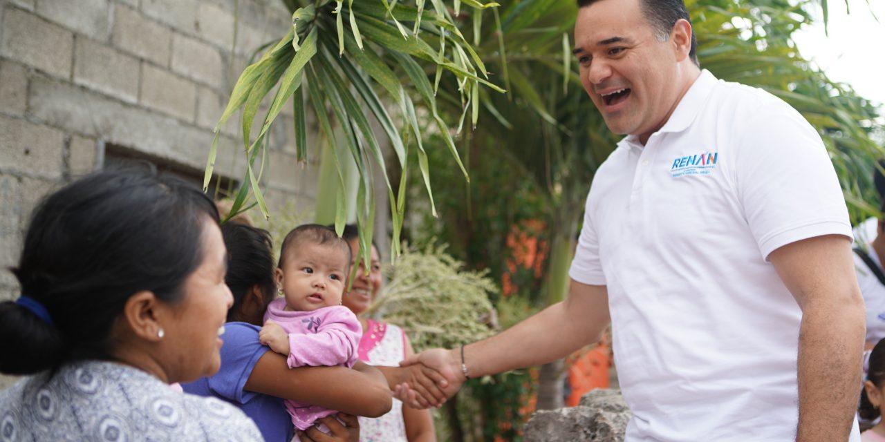 Gran pulmón de Mérida y 100,000 árboles más en toda la ciudad, ofrece Renán Barrera