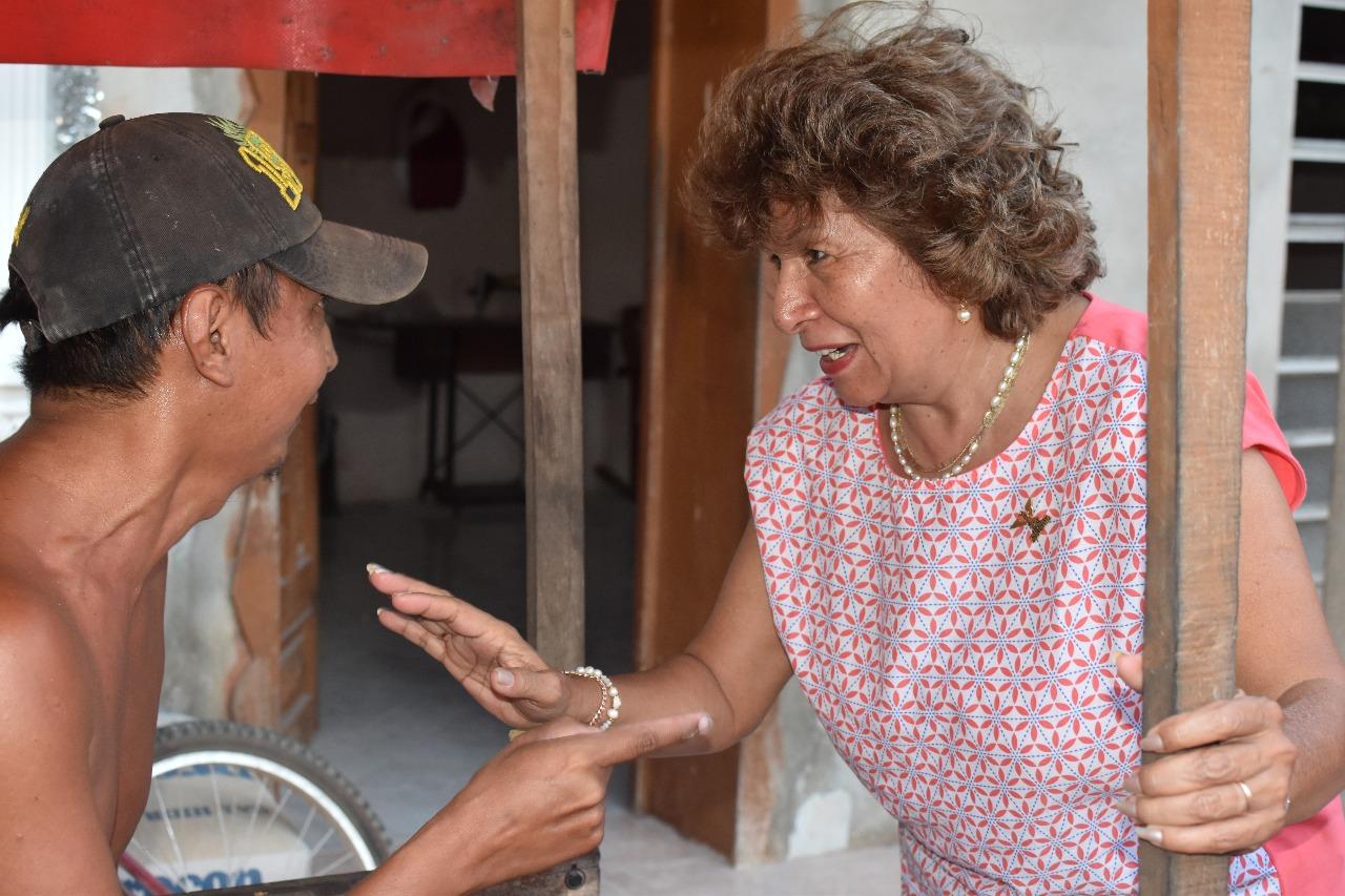 Es momento de tomar una gran decisión por Yucatán: Ana Rosa Payán Cervera
