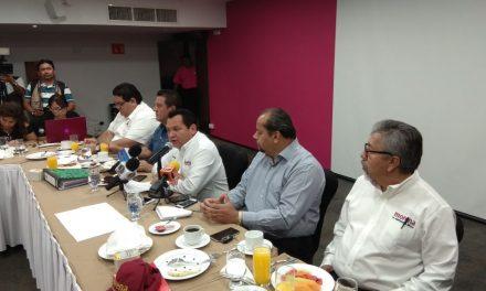 """Primer golpe de """"Huacho"""" rumbo al debate por la Gubernatura"""