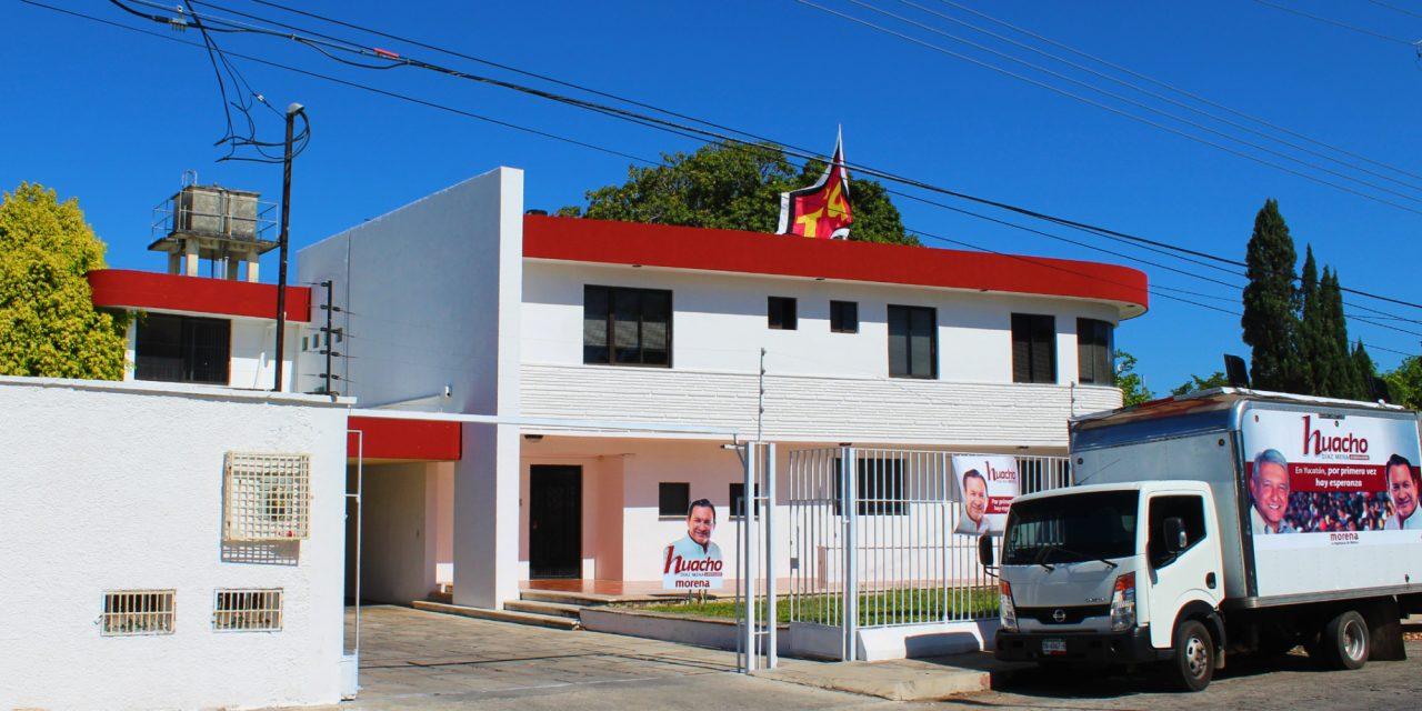 """Reclaman empresarios a Díaz Mena: """"no somos fantasmas"""""""