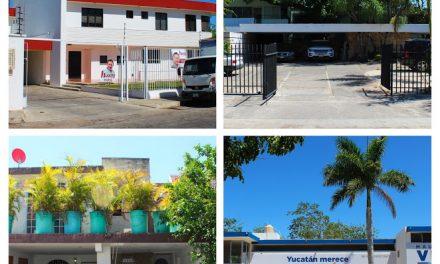 'El buen juez'… Mira las casas de campaña de 4 candidatos al Gobierno de Yucatán (fotos)