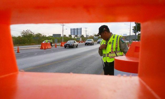Cierran por 5 meses puente de periférico con salida a Progreso (video)