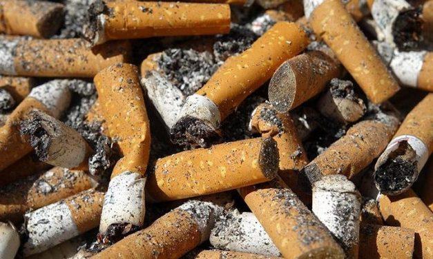 Transforman colillas de cigarro en nuevos productos