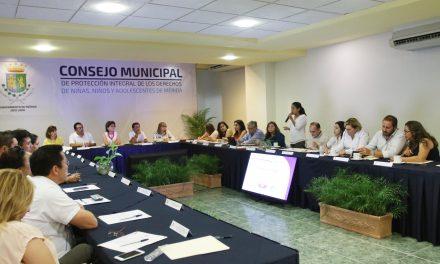 Ayuntamiento y agrupaciones civiles, por bienestar infantil y de adolescentes