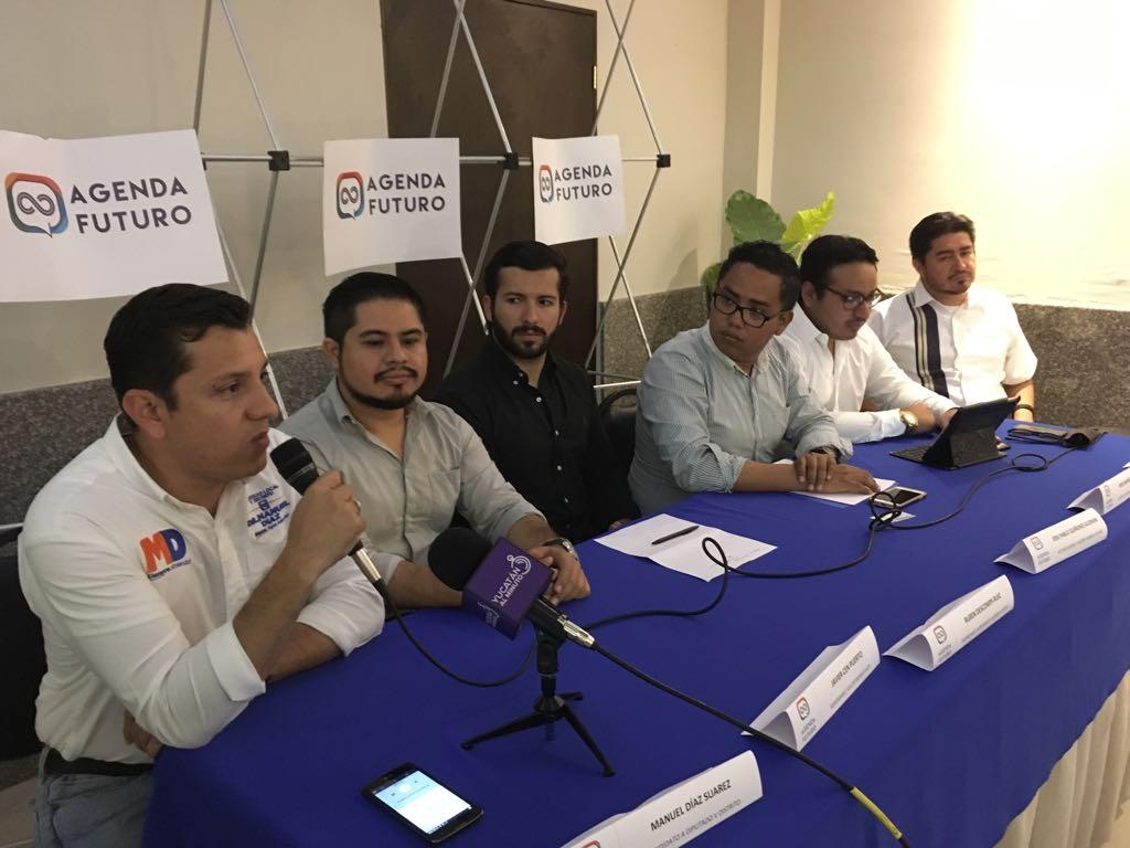 """Reelección """"no es sencilla"""", dice primer diputado yucateco en buscarla"""