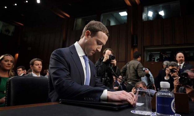 Robo de datos, una carrera de armamento con Rusia: Mark Zuckerberg