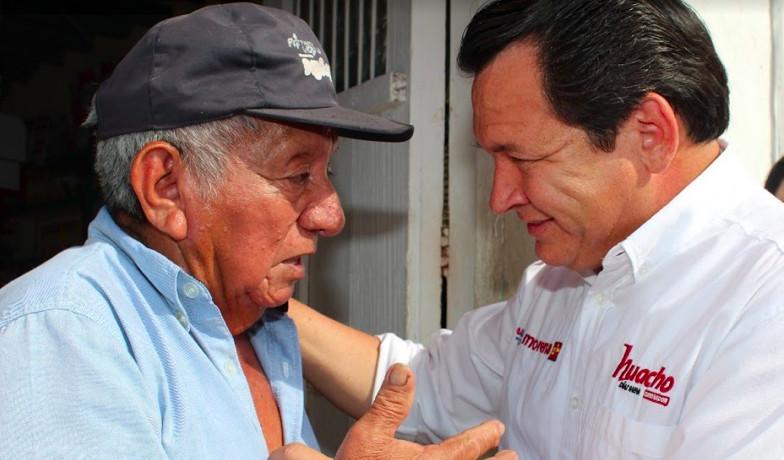 Urge sacar del rezago al oriente de Yucatán: Joaquín Díaz Mena
