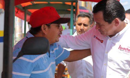 """Impulso a zonas turísticas, una urgencia en el estado: """"Huacho"""" Díaz Mena"""
