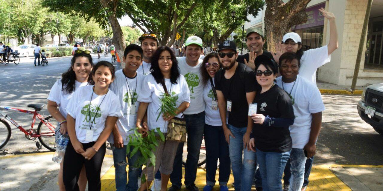 """Organizaciones civiles claman y actúan por la """"Madre Tierra"""""""