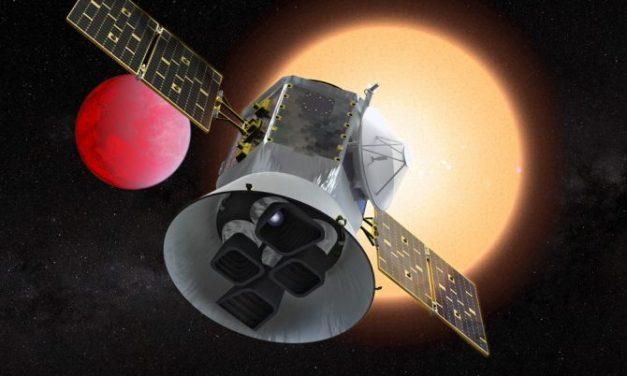 TESS, el 'cazador' de exoplanetas de la NASA