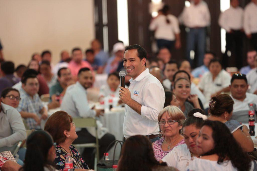Más líderes magisteriales se suman a Vila Dosal