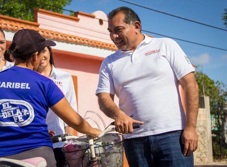 Mejores servicios para el sur de Mérida, Víctor Caballero Durán