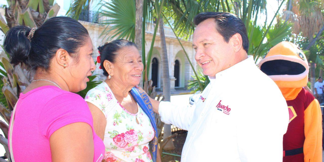 Todos los compromisos de esta campaña se van a cumplir: Díaz Mena