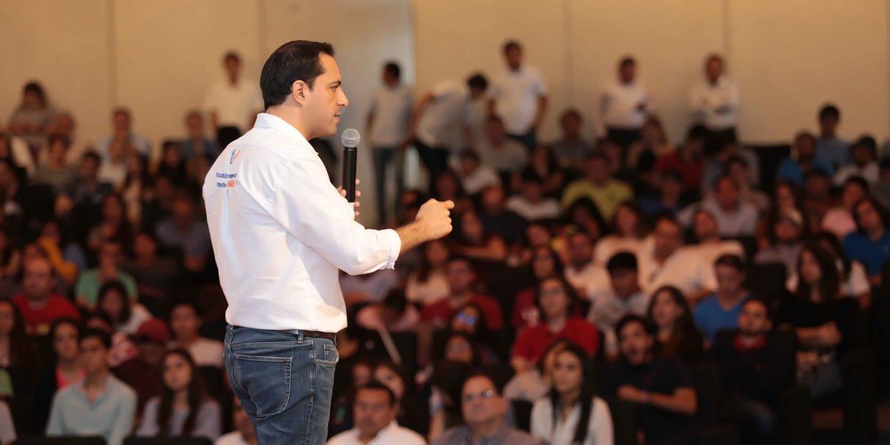 """""""Los jóvenes ganarán más"""": Vila Dosal"""