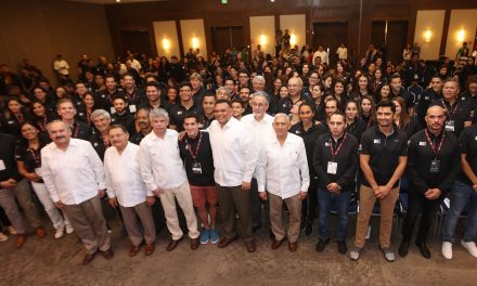 Élite deportiva de México se prepara en Yucatán