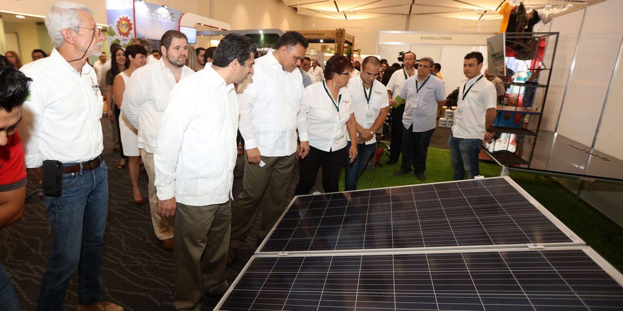 Así la inauguración oficial de la Expo Foro Ambiental 2018