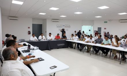 Con protocolos oficiales recibe Yucatán temporada de huracanes