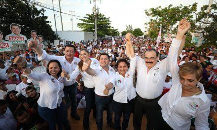 Votar pensando primero en Yucatán: Sahuí