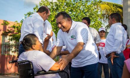 """""""Mérida debe dejar atrás el desorden y el estancamiento"""": Víctor Caballero"""