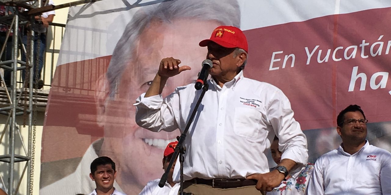 """López Obrador espeta a IP: 'No son los dueños de México"""""""