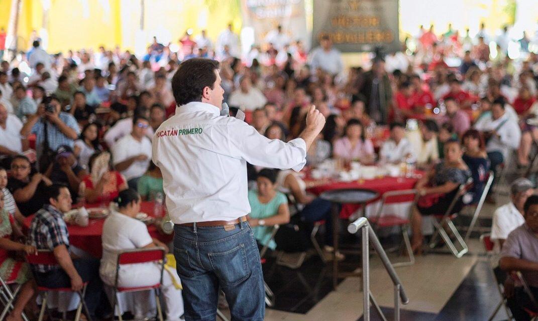 Ni populismo, ni soluciones fáciles: Sahuí