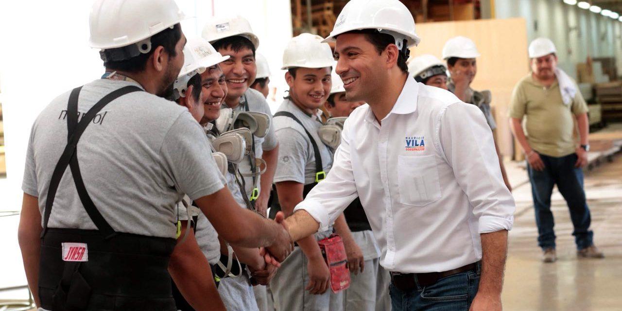 ¡Los trabajadores van a ganar más!: Vila Dosal