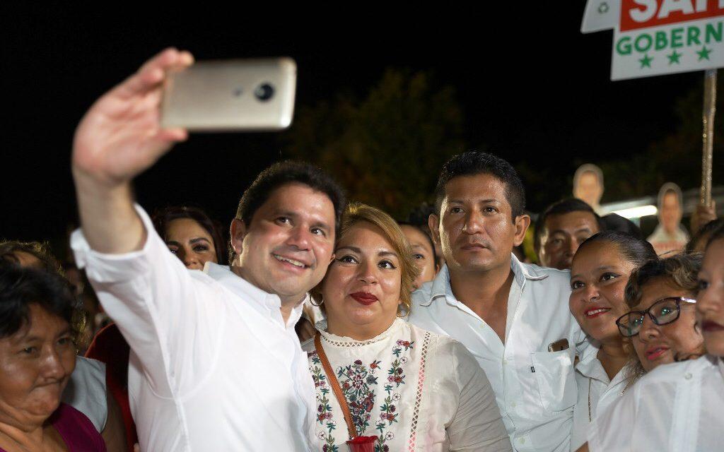Sahuí presenta propuestas en Teya y Suma