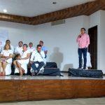 Comparecen candidatos a diputados locales; brilla Adrián Gorocica