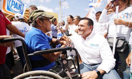 """""""Mérida será más segura para movilidad de peatones y personas con discapacidad"""""""