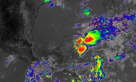 Lluvias de fuertes a muy fuertes por influencia de inestabilidad en Mar Caribe