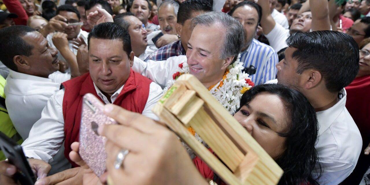 """De la Madrid cree que se puede """"vigorizar"""" al PRI en esta campaña"""