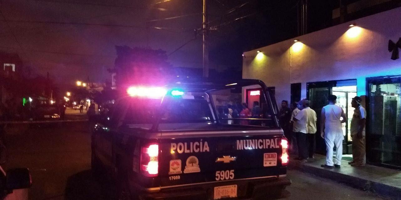 Siguen las ejecuciones en zona de 'El Crucero', en Cancún