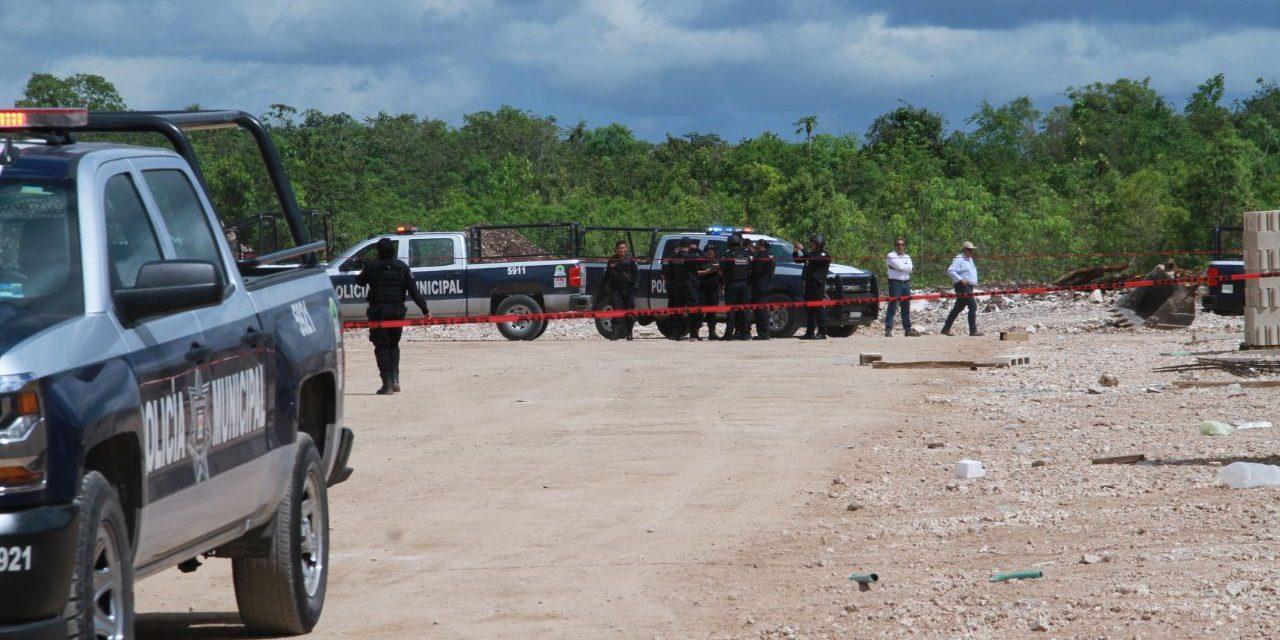 Otro 'lunes rojo' en Cancún con cuatro ejecutados