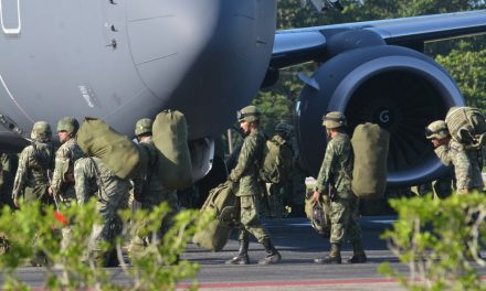 Manda Sedena nuevos refuerzos militares a Cancún