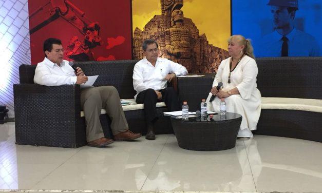Urgencias de Mérida, en Foro del sector de la construcción
