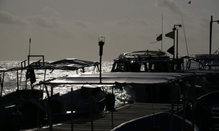 Lluvia persistente en Cancún y otros puntos de QRoo por tormenta
