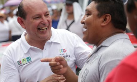 Coalición PRI-PVEM-PANAL sustituye candidato para Cancún