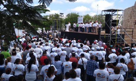 Misma causa, diferentes miradas: 2 marchas en Mérida por Día del Trabajo