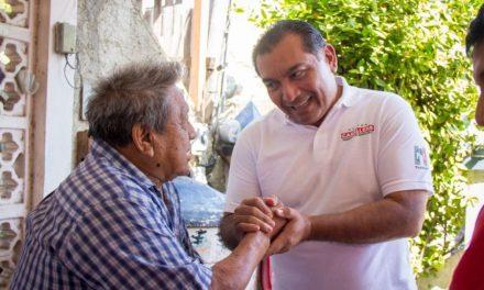 Tendrán adultos mayores mismas oportunidades de empleo: Víctor Caballero