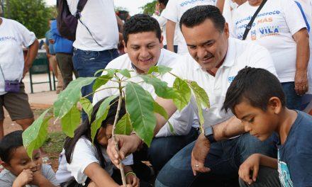 Apostamos firmemente por la sustentabilidad: Renán Barrera