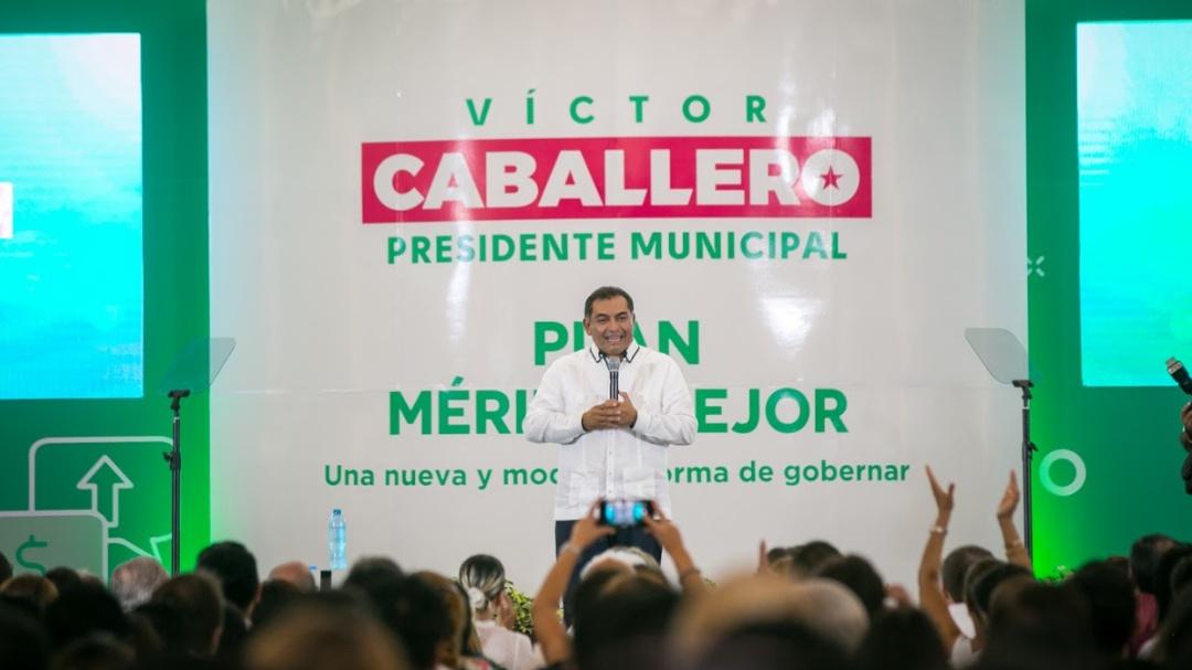 Lanza Caballero Durán Plan Mérida Mejor