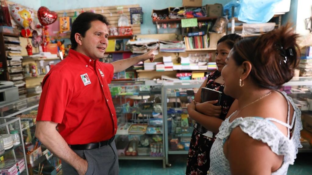 Internet abierto para escuelas: Sahuí