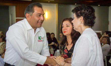 Gran alianza social para lograr una Mérida más humana, convoca Víctor Caballero