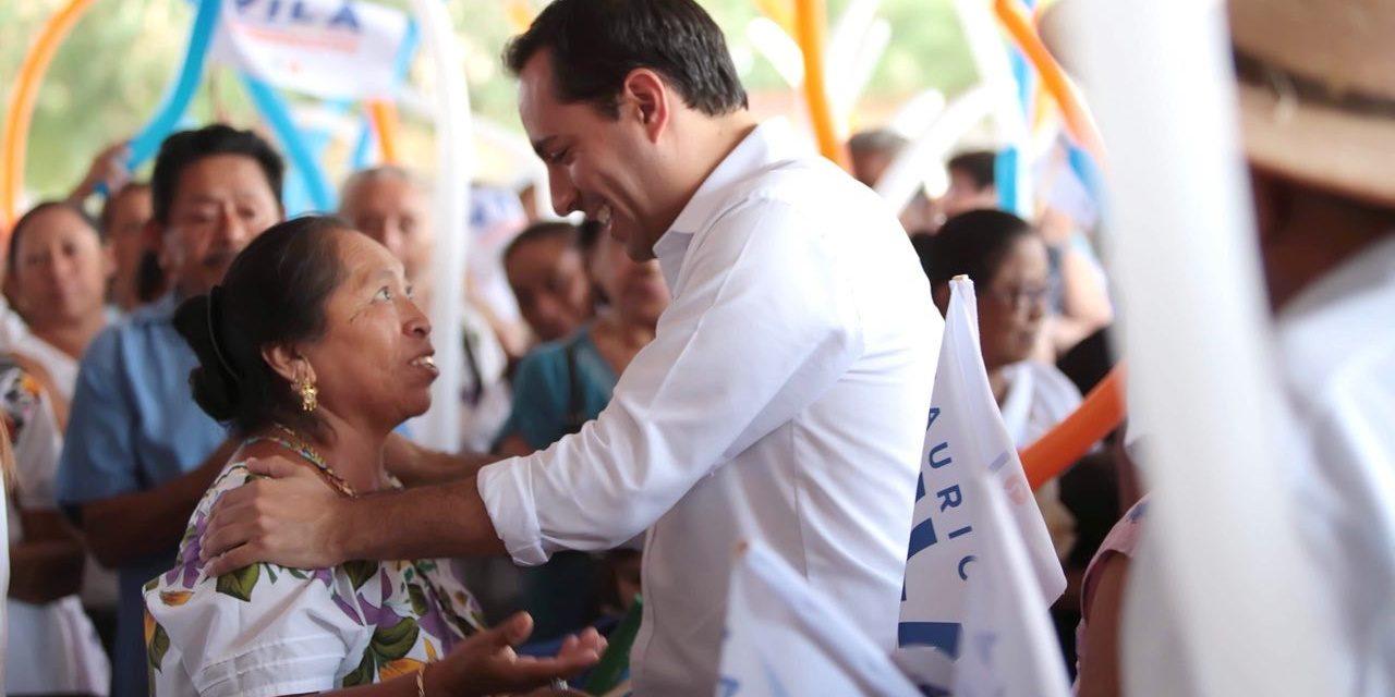 """""""Más tranquilidad con mejores filtros de seguridad para Yucatán"""": Vila Dosal"""