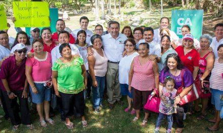 Anuncia Víctor Caballero amplia estrategia de prevención del delito en Mérida